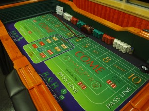how to play street craps